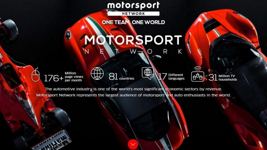 Nuovi arrivi in Motorsport Network