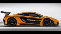 McLaren confirma versão de produção do MP4-12C Can-Am Edition