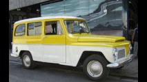 Carros para sempre: Rural Willys foi a precursora dos utilitários esportivos
