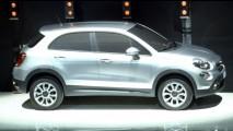 Fiat 500X estreia em setembro com mesma gama de motores do Renegade