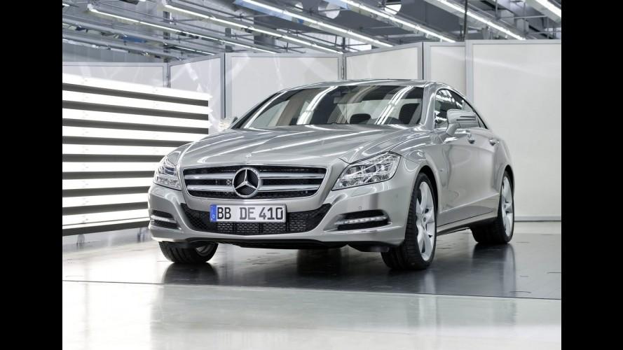 Vendas mundiais da Mercedes-Benz crescem 22% em agosto - EUA vira o maior mercado