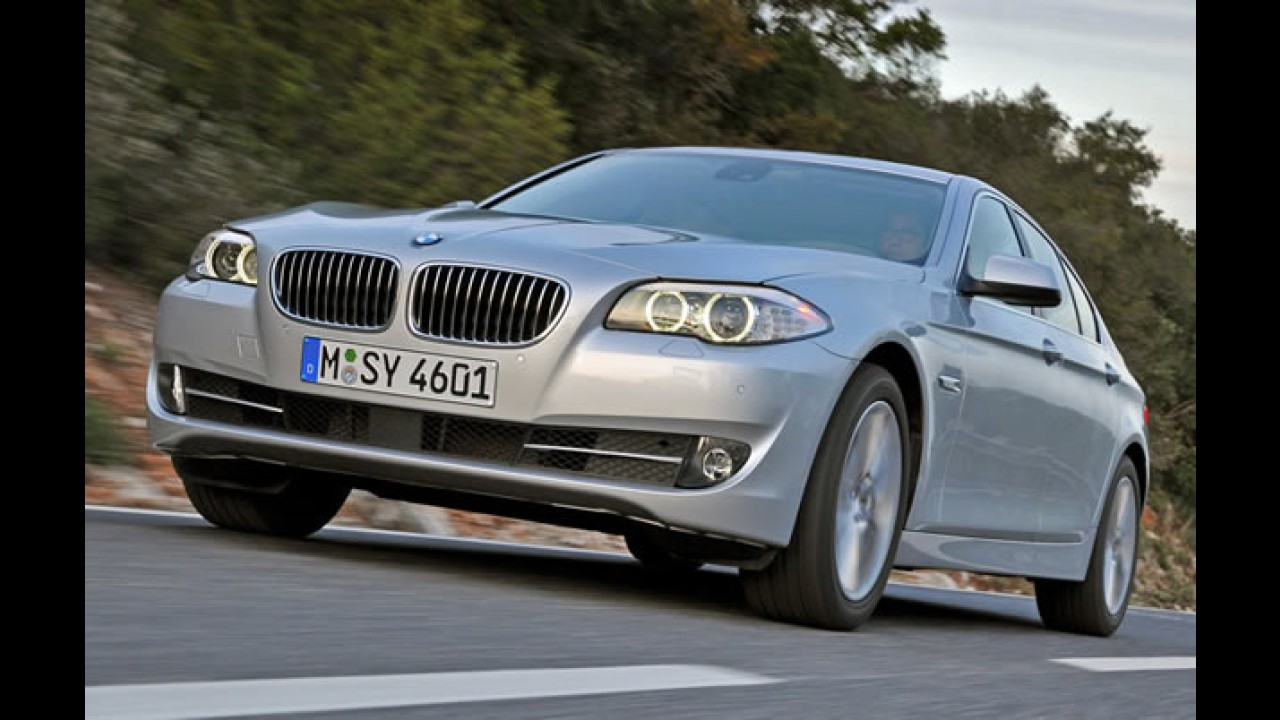 Vendas mundiais da BMW se aproximam das 800 mil unidades
