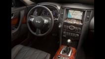 Inifinit FX recebe sutis mudanças estéticas e edição limitada na linha 2012