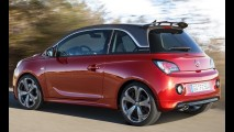Foguete de bolso: Opel Adam ganha versão S com motor 1.4 turbo de 150 cv