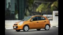 Nissan March é lançado no Brasil por R$ 27.790 - Veja itens de série e tabela de preços