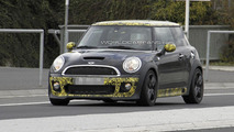 MINI Cooper JCW GP II spy photo 25.4.2012