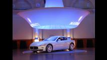 La Maserati GranTurismo a Londra