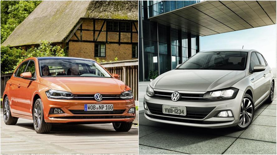 Lista - 10 coisas que o novo VW Polo deixou na Europa