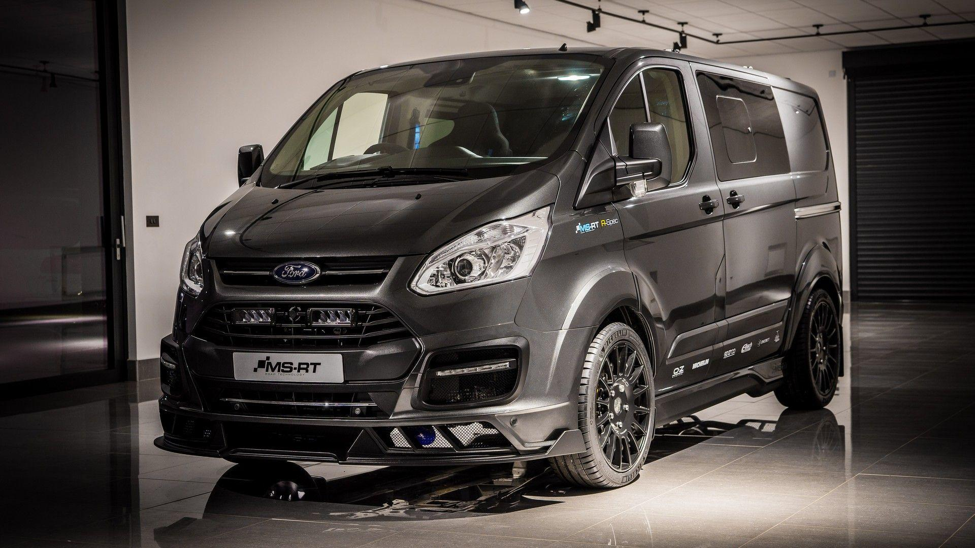 limited edition ford transit is a racy van with bucket seats. Black Bedroom Furniture Sets. Home Design Ideas