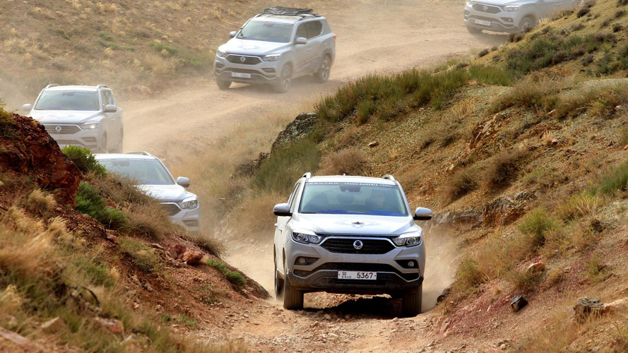 Check Your New Ssangyong Rexton's 'Delivery Mileage'