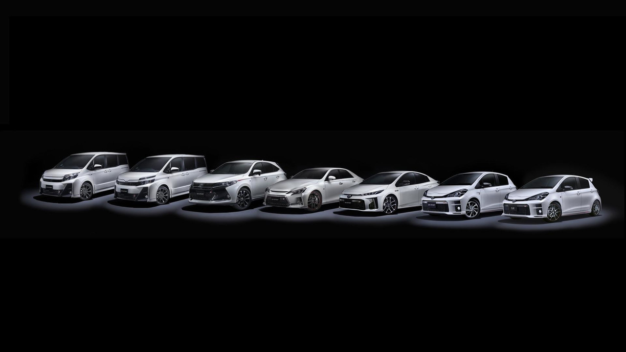 Toyota GR Sports Car Range in Japan