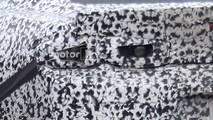 Yeni 2019 Chevy Camaro casus fotoğrafları