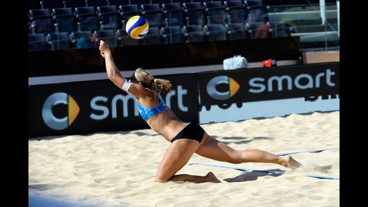 smart al Grand Slam Rome 2012
