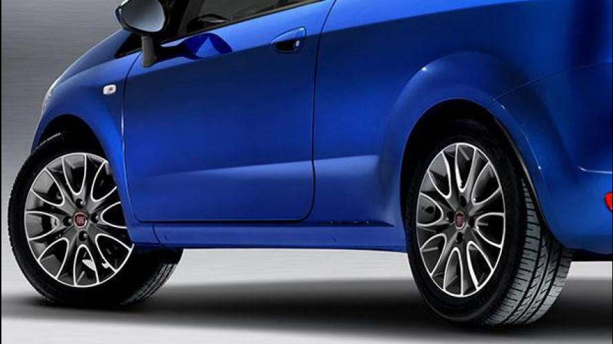 Agli italiani non piacciono le auto blu (di colore)
