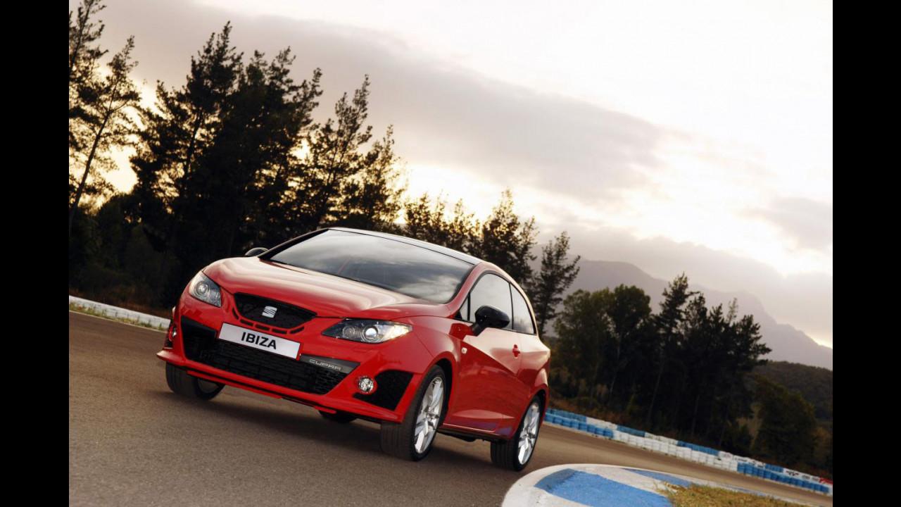 Seat Ibiza Cupra model year 2009