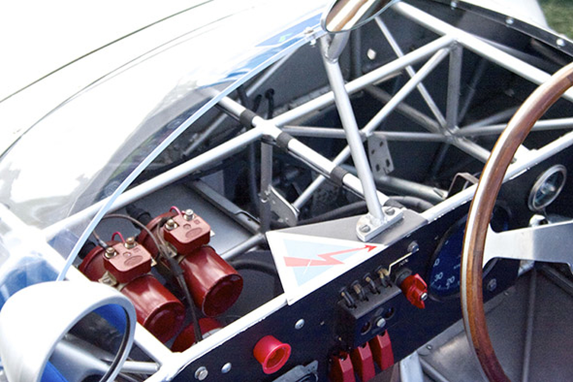5 Cool Race Cars of Sir Stirling Moss' Collection