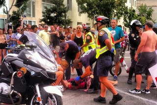 A Car Plowed into Comic Con Zombie Walk, Causing Serious Injuries [Video]
