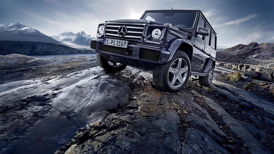 Mercedes G-Class facelift revealed, G500 gets twin-turbo V8 4.0