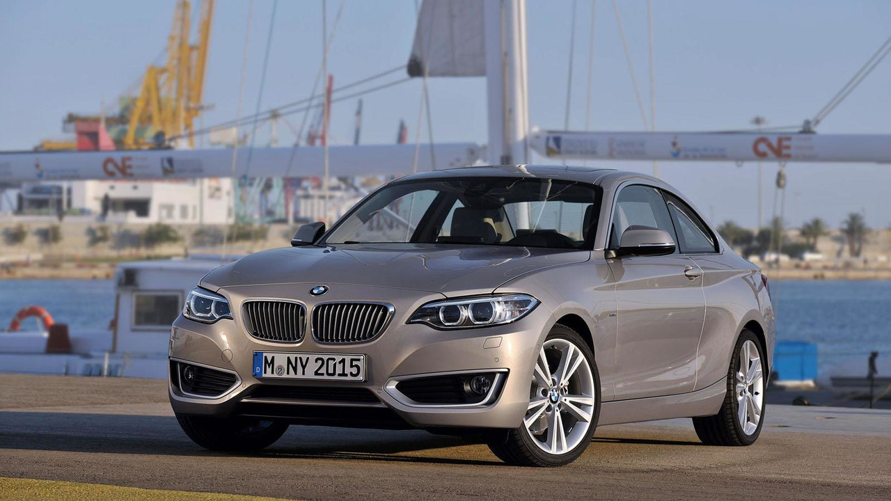 2014 BMW 2-Series Coupe 24.10.2013