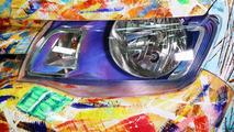 Renault Kwid art car
