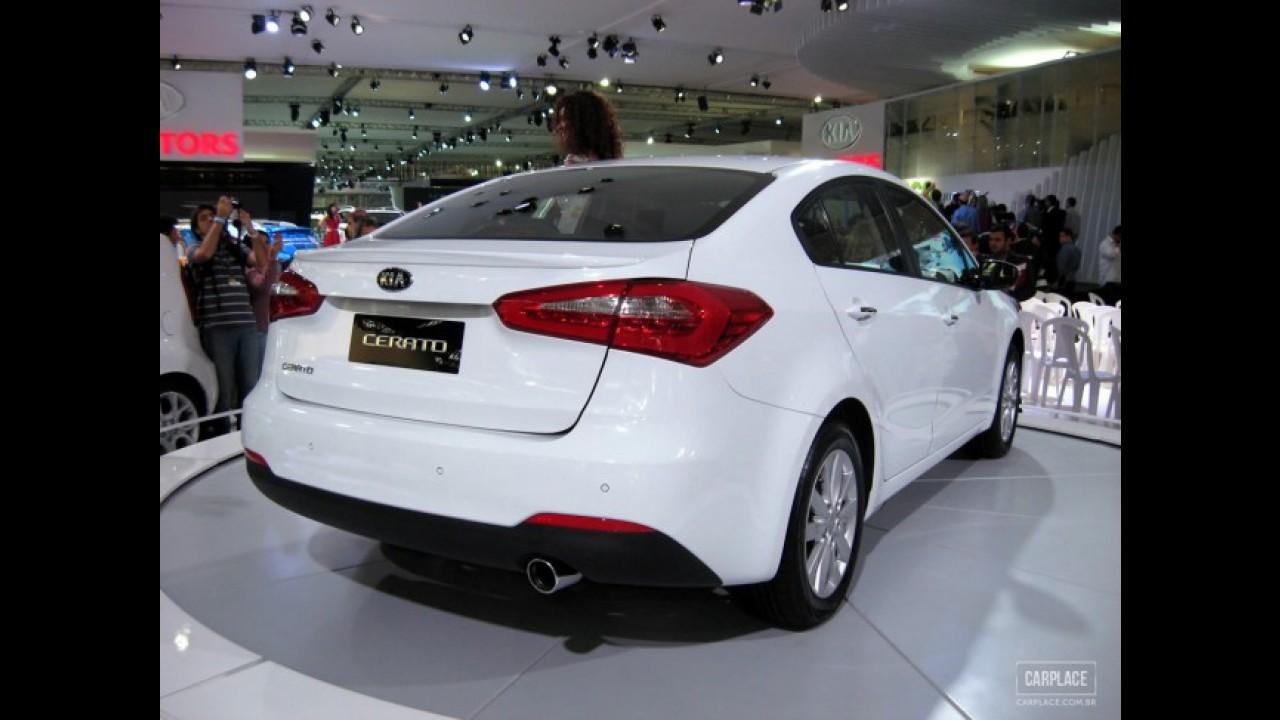 Kia reduz preços e Cerato parte de R$ 69,9 mil; Sportage cai para R$ 98,9 mil