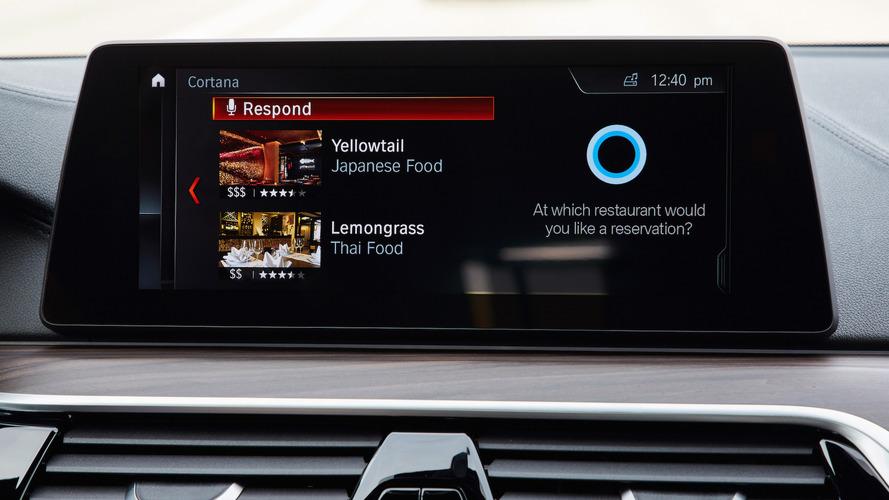 BMW Serie 5 2017 prototipo autónomo