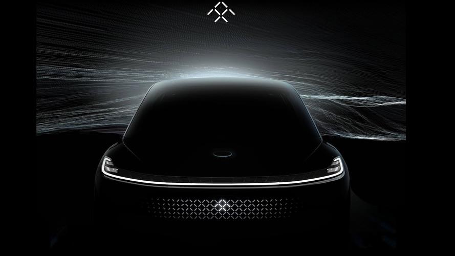 La première Faraday Future pourrait coûter 200'000 dollars