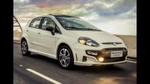 Fiat Punto e Linea 2016 ganham central multimídia e câmera de ré - veja preços