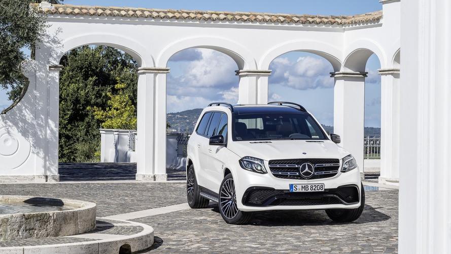 Mercedes-Benz GLS Class