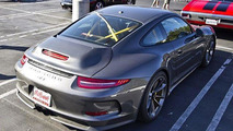 Porsche 911 GT3 without rear wing