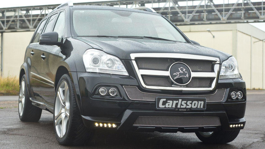 Carlsson CGL45 based on Mercedes-Benz GL Grand Edition announced