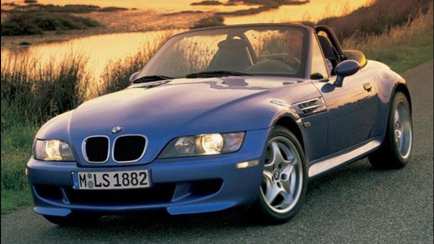BMW Z3, tu vuò fa' l'americana