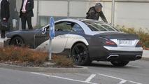 2013 Mercedes-Benz SL63 AMG spied