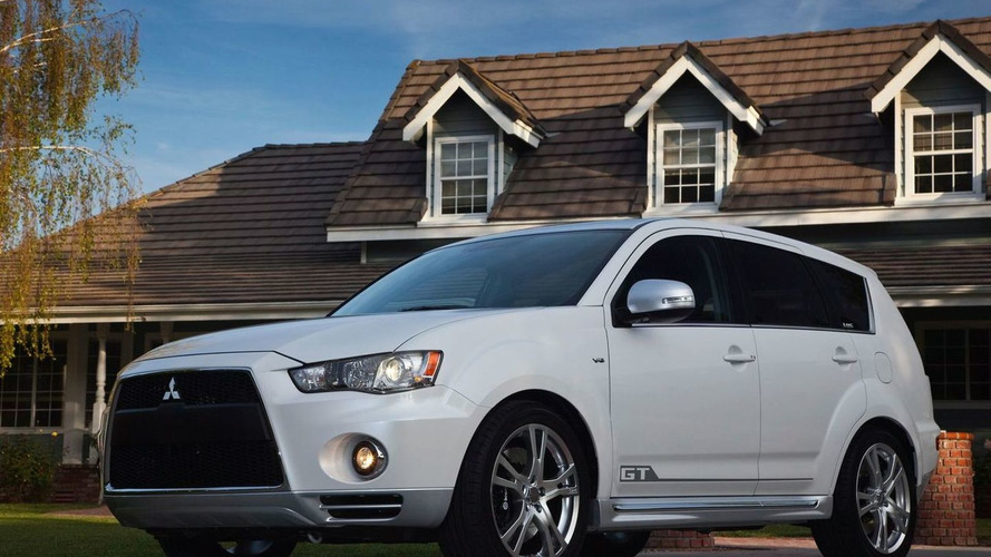 Mitsubishi Outlander GT Prototype Debuts in New York