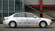 VW Passat Lingyu Fuel Cell vehicle