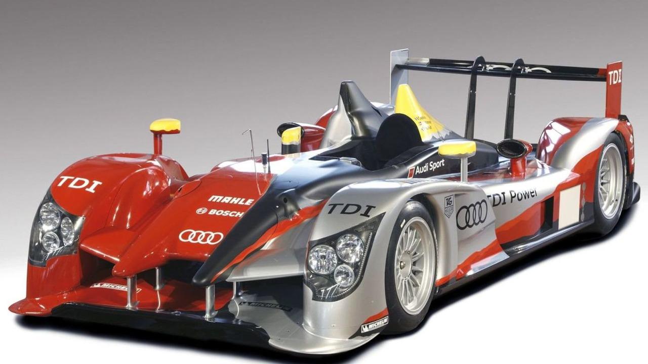 2010 Audi R15 TDI