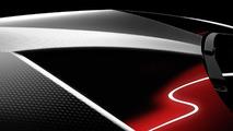 Mystery Lamborghini teaser 1 for 2010 Paris Motor Show