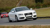 Audi A5 Coupe ASF prototype