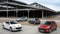 Peugeot 207 Facelifted Range