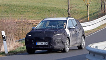 Hyundai Kona 2017 fotos espía