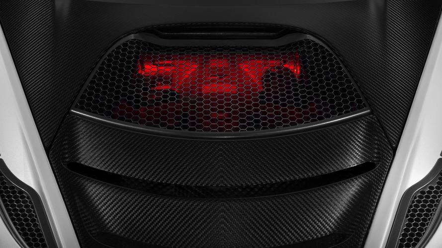 McLaren 720S'in yeni teaser'ı ile geldi