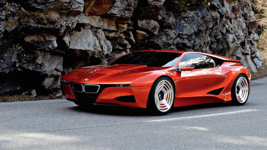 BMW - L'idée d'une supercar hybride fait son chemin