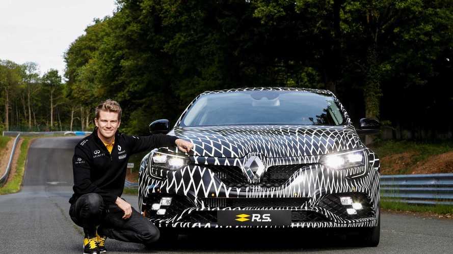 2018 Renault Megane RS Monaco prototipi