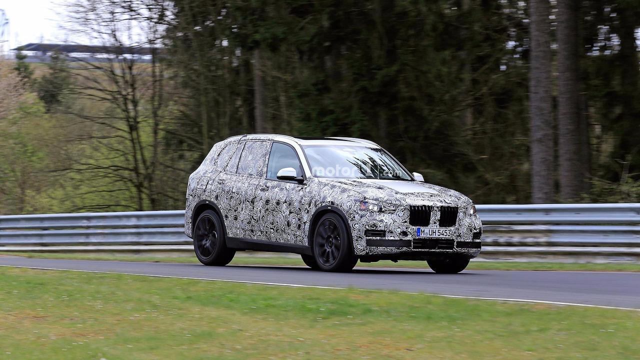 2018 - [BMW] X5 IV [G05] - Page 2 Bmw-x5-spy-photos