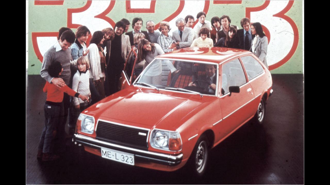 Mazda 323 (1977)