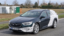 Opel Insignia Country Tourer 2017 fotos espía
