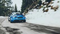 2018 Alpine A110 production model