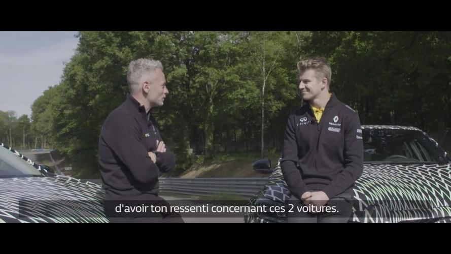 VIDÉO - Un châssis Sport et Cup pour la Renault Mégane 4 R.S.