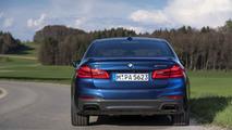 2017 BMW M550i xDrive First Drive