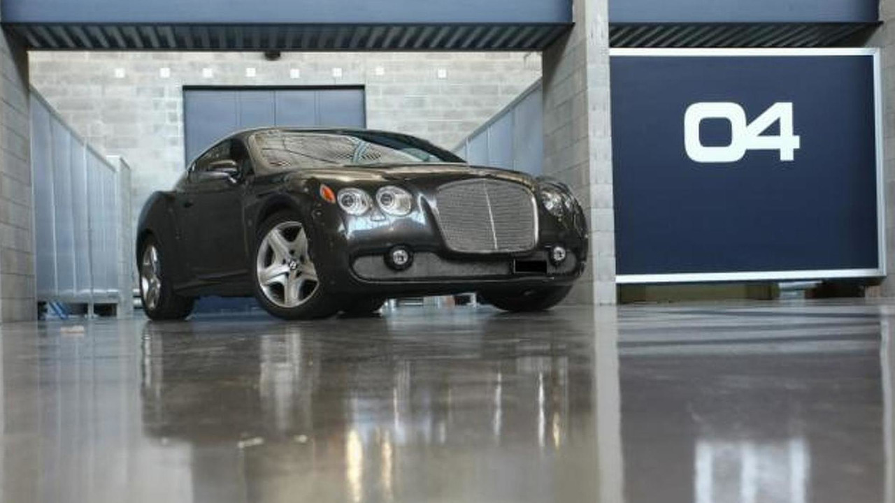 Bentley continental gtz by zagato for sale at undisclosed price bentley continental gtz by zagato 05062013 vanachro Images